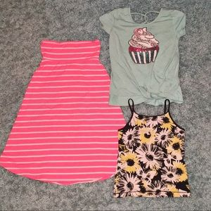 Girls XS 4/5 bundle